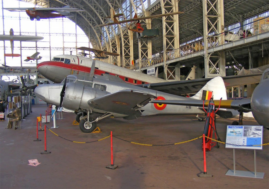 Brussels Air Museum - 18 novembre 2007 WE9Q9