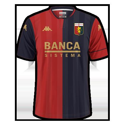 Genoa WKx8Y
