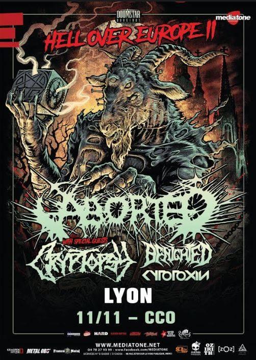 ABORTED [Lyon - 69] > 11-11-2018
