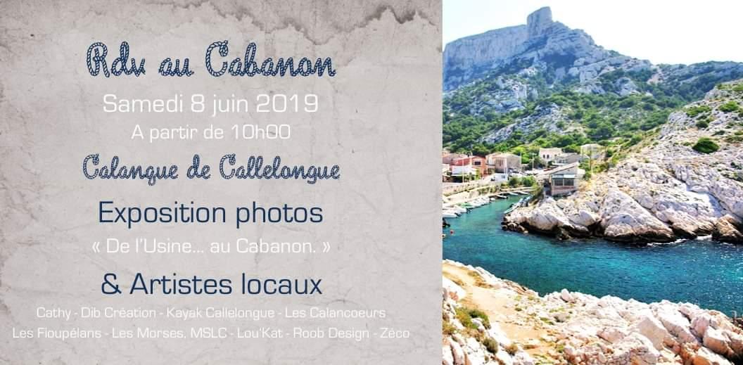 Rendez-vous au Cabanon le 8 Juin 2019 !