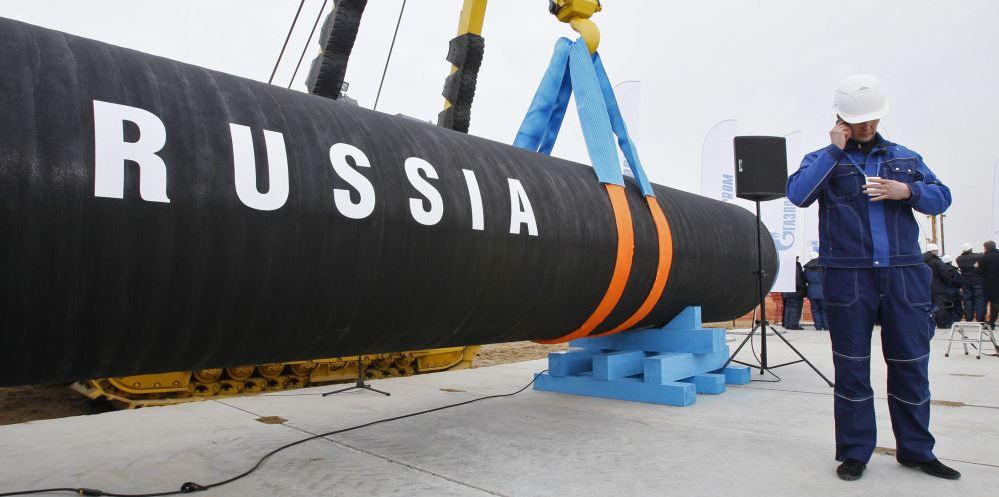 دور متغير الغاز الطبيعي في العلاقات الروسية -الأوروبية