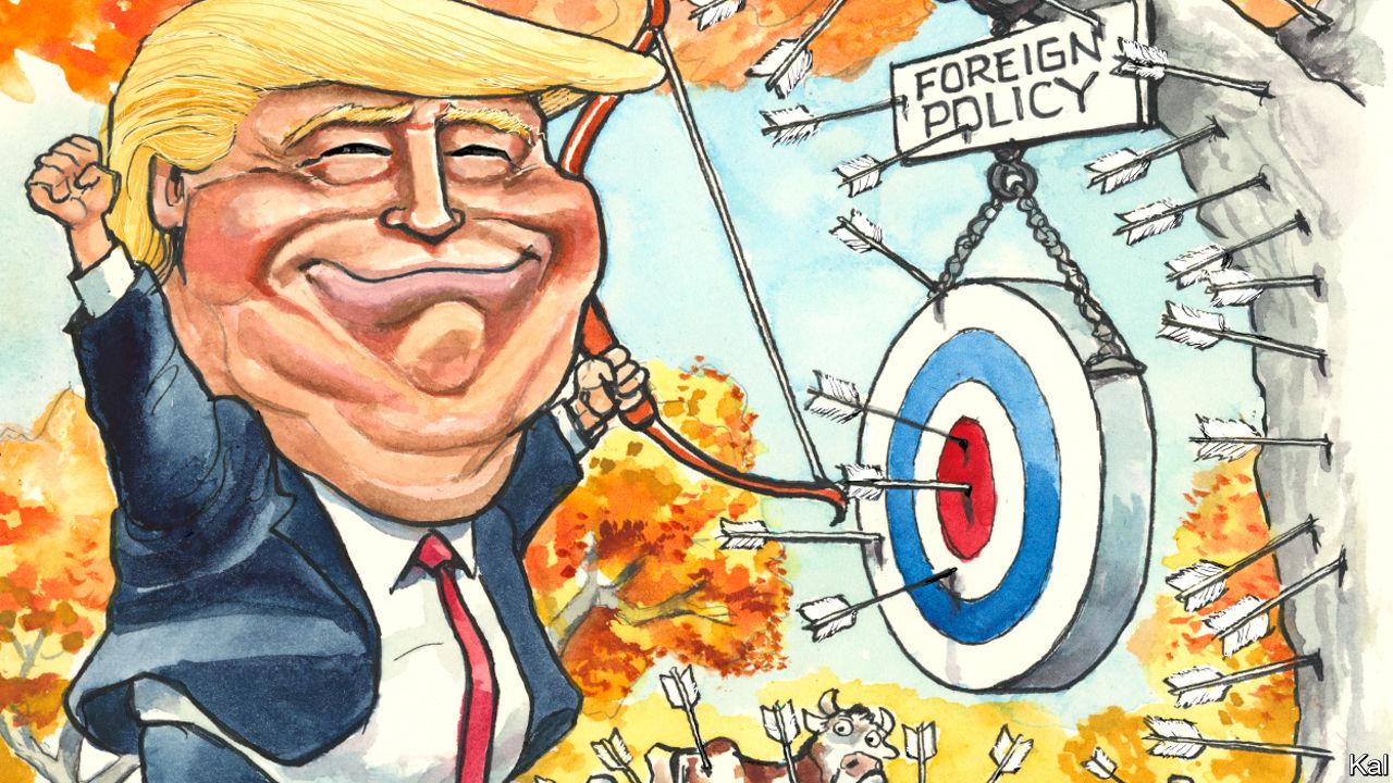ملف شامل حول إستراتيجية الأمن الوطني للولايات المتحدة الأمريكية