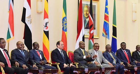 اتفاقيات حوض النيل في ضوء أحكام القانون الدولي