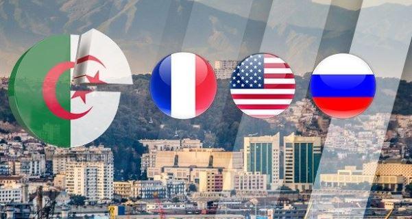 التنافس الاقتصادي الفرنسي – الأمريكي على بعض دول المغرب العربي بعد الحرب الباردة