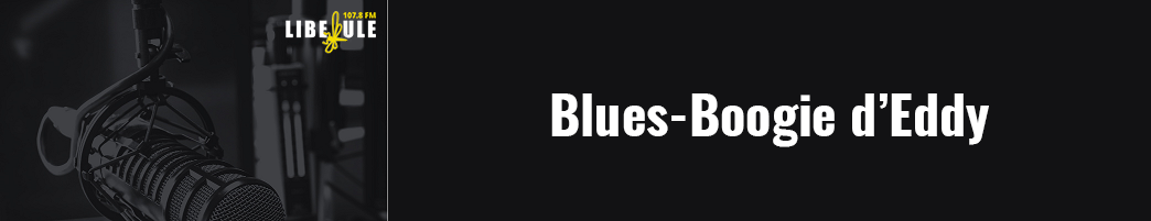 Blues-Booggie d'Eddy