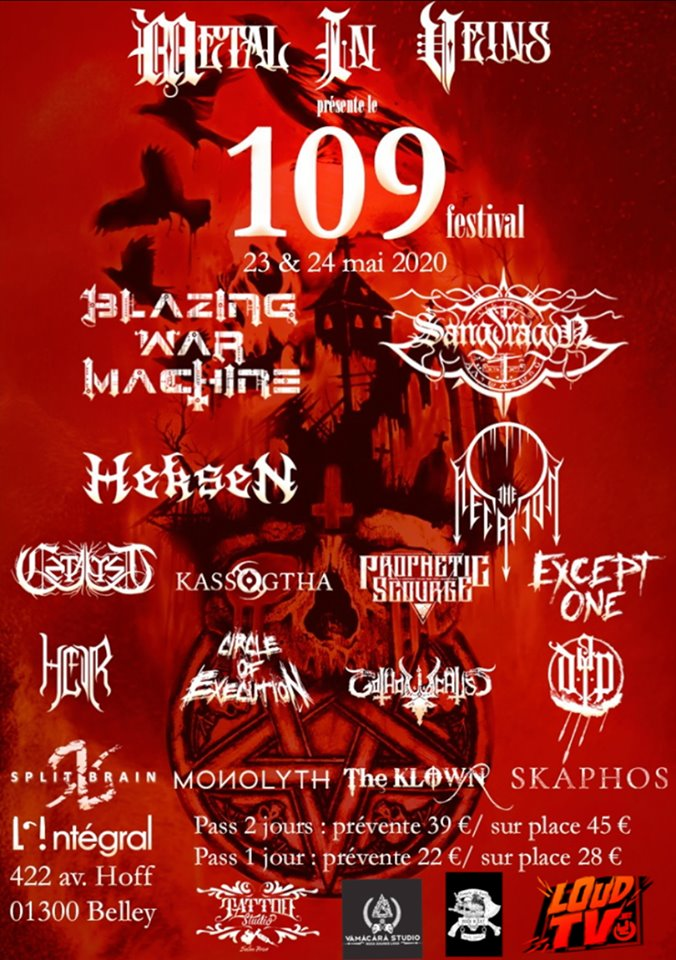 109 FESTIVAL [Belley - 01] > 23-05-2020