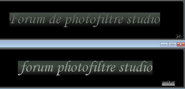 """N° 24 PFS """"Outils  T de Texte / Effet Dégradé /""""Filtre > Couleur > Colorisé  - Page 2 Y5olv"""
