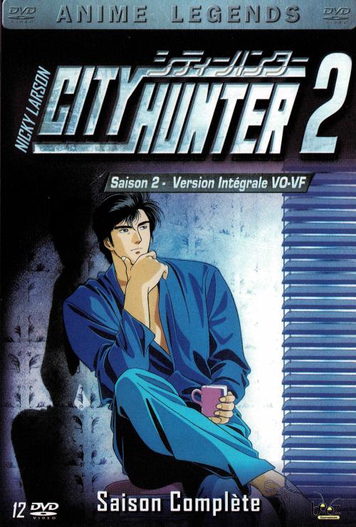 City Hunter - l'intégrale (saison 2)