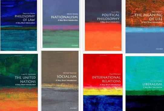 سلسلة كتب مقدمات قصيرة جدا – مفاهيم سياسية الصادرة عن جامعة أكسفورد