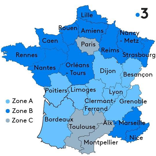 Calendrier Scolaire Bordeaux.Education Decouvrez Le Calendrier Scolaire Et Les Dates