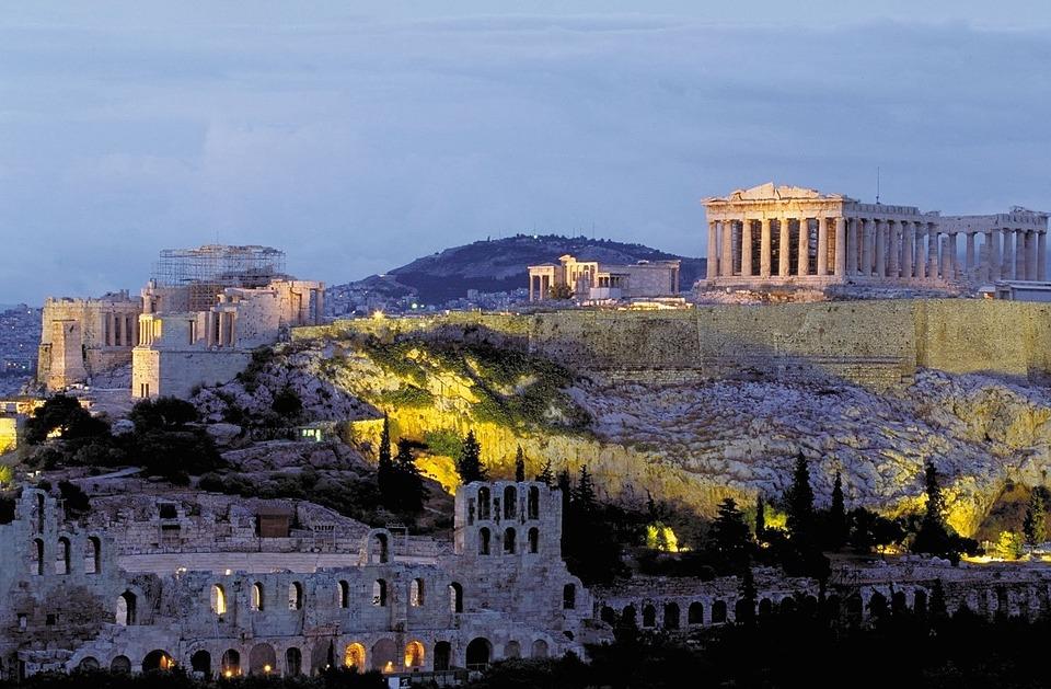 GRECE - Le Parthénon YlqAQ