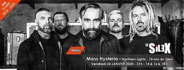 MASS HYSTERIA [Auxerre - 89] > 24-01-2020