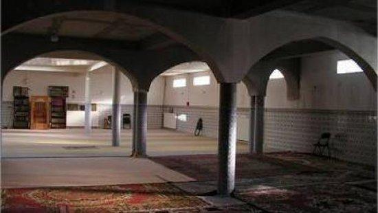 La Grande Mosquée de Compiègne, bastion de l'Islam radical des Frères Musulmans (UOIF) dans l'Oise, reçoit Othmane Iquioussen :
